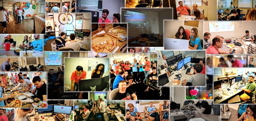 The Q-nomy 2018 Hackathon